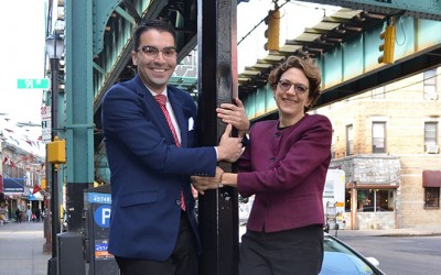 City Bringing New Pedestrian Lighting Treatments to Jamaica Avenue