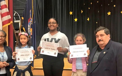 Miller Honors Richmond Hill Readers