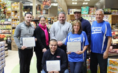 Area Small Businesses Honored by Assembly