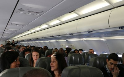 Feds Must Immediately Tackle  Shrinking Airplane Seats: Schumer