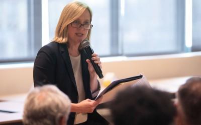 Borough President Organizes  Town Hall on 2020 Census