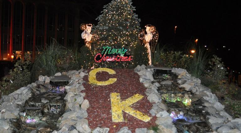 Christ the King to Kick off Holiday Season