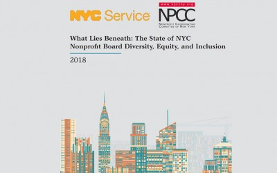 NYC Nonprofit  Leadership Demographics do not reflect  Diversity of City: Report
