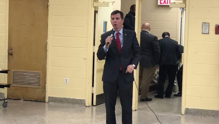 Candidates Make Closing Arguments at Civic Forum