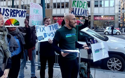 Congestion Pricing Would Save Borough Bus Riders Hours: Analysis