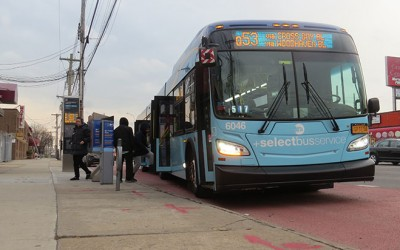 DOT Touts Woodhaven-Cross Bay SBS a Success