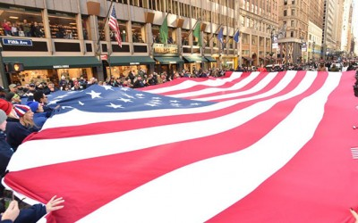 Grateful City Salutes Military Service on Veterans Day