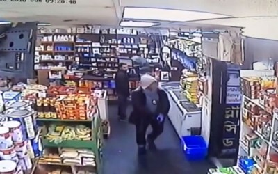 Two Bronx Men Charged in Astoria Bodega Robbery