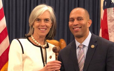 Jeffries Elected  Democratic Caucus  Chairman