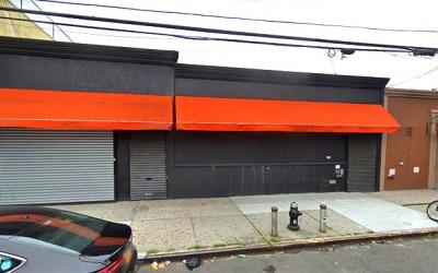 Five Shot outside  Infamous Borough Club