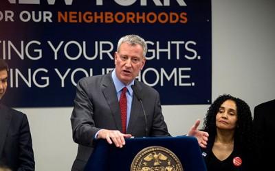 New 'Neighborhood Pillars' Program to  Protect Tenants, Preserve Affordability: Mayor