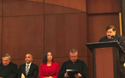 Borough Native Sworn in as Civil Court Judge