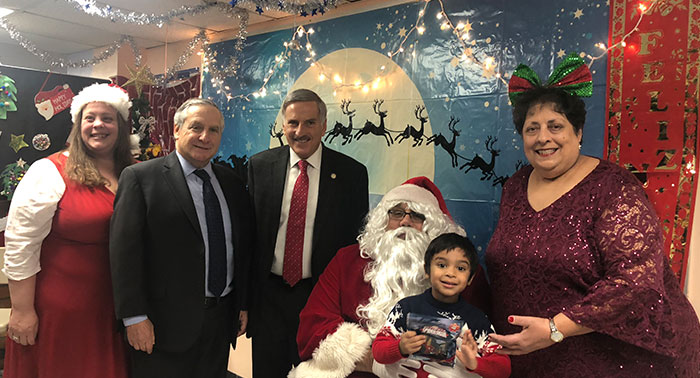 Nonprofits Benefit from Weprin Holiday Tradition