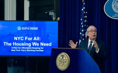 City's Affordable Housing Plan not Reaching Those Most at Risk: Stringer