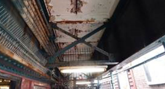 MTA Schedules Structural Repairs for  Richmond Hill Station
