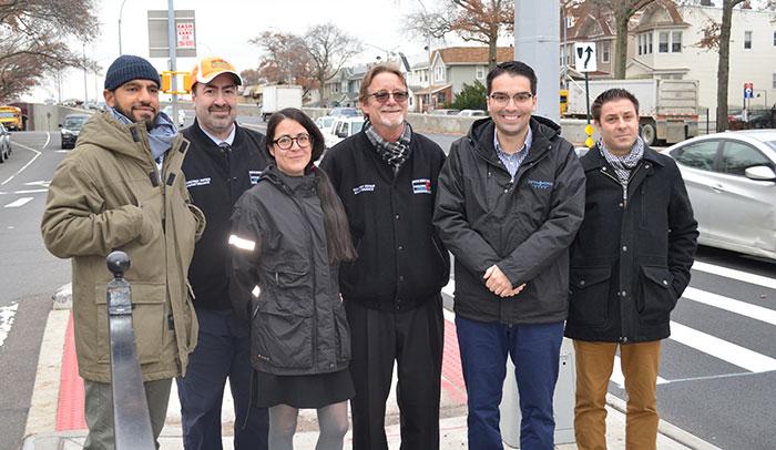 Pol Pours $2M+ into District Street Repaving