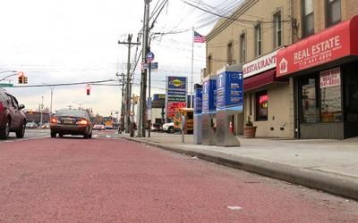 Cop Crackdown on Illegal Parking  will Speed up Buses: de Blasio
