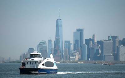 City Expands  NYC Ferry System