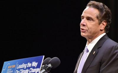 Cuomo's Green New Deal Included in 2019 Executive Budget