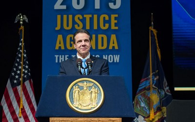 Cuomo's Ninth State of the State  Advances 'Justice for All' Agenda