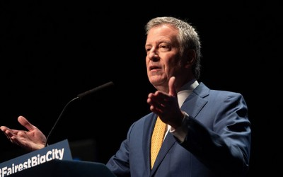 De Blasio Touts Accomplishments, Ambitious Ideas in Sixth State of the City