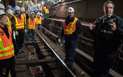 Cuomo, MTA Announce L Train Shutdown Averted