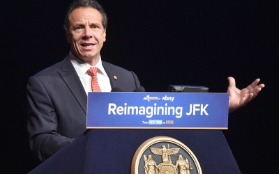 Feds Use High Tech to Nab Impostor at JFK