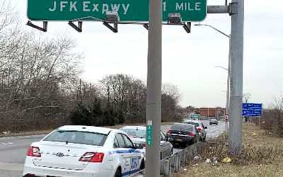 Enforcement on  the Expressway