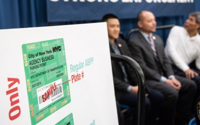 City to Scrap Parking Placard System