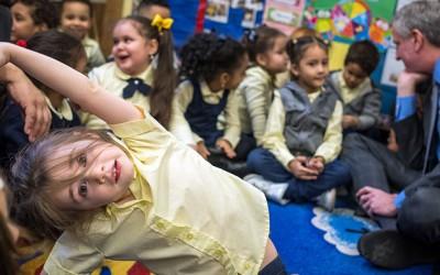 City Adds More Pre-K Dual Language Programs