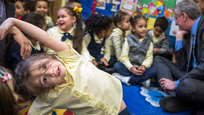 City Adds More Pre-K Dual Language Programs