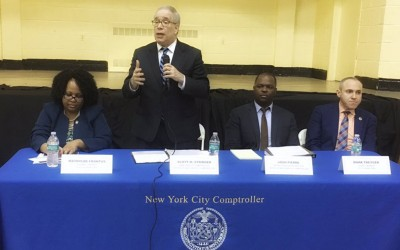 MTA Misled Public on Train Delay Data: Stringer