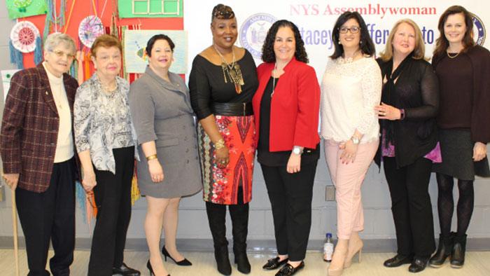 Seeking  'Women of Distinction' Candidates