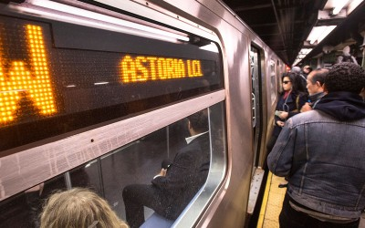 Astoria Boulevard NW Station to Close  for Nine Months for Renovation Projects