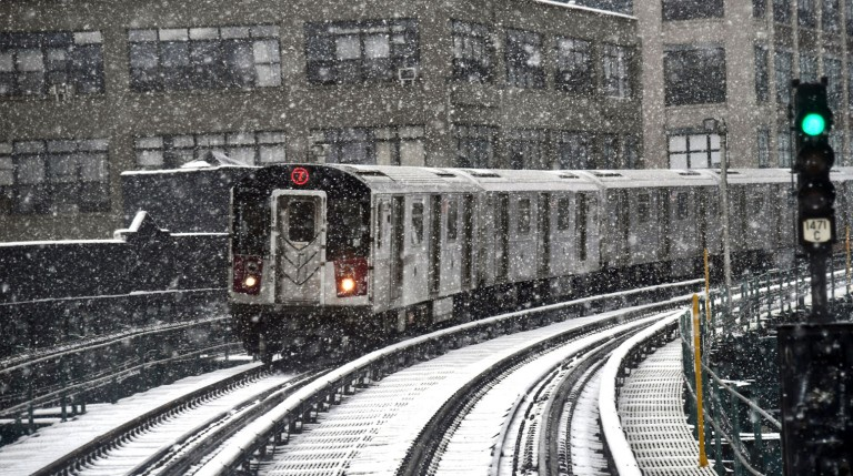 Bronx Man Charged with Exposing Himself  to Girl, 9, on Subway