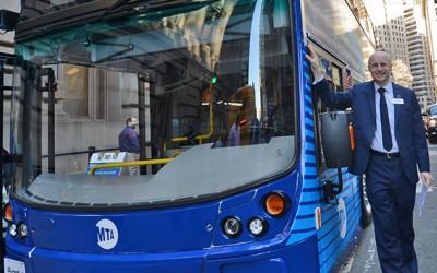MTA Launches Borough Bus Network Redesign Effort