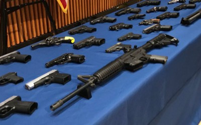 Pair of Alleged Gun Dealers Sold Firearms,  Ammo to Undercover Cops
