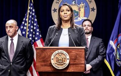 NY Sues Big Pharma Family for Opioid Crisis