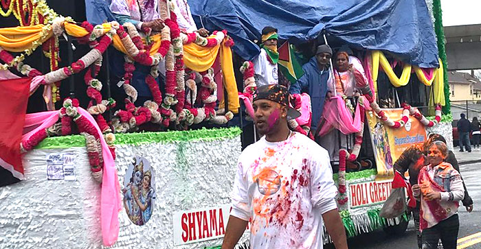 South Queens Celebrates Fest  of Colors