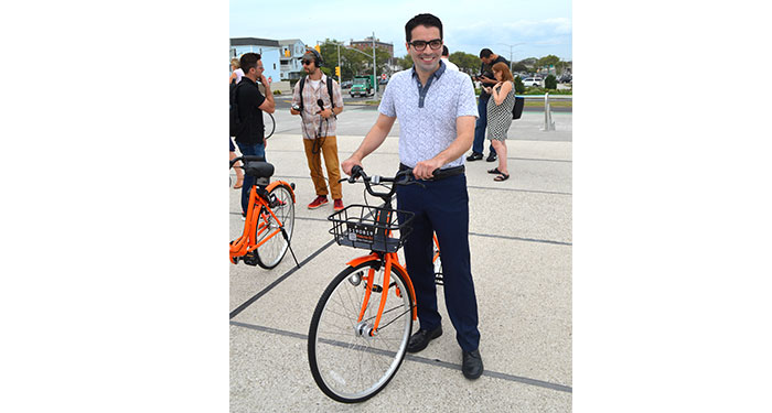 Ulrich Asks: Where's our Access to Bike Share?