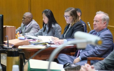 Claims of Juror Misconduct Delay Lewis Sentencing