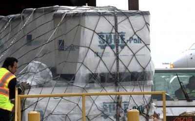 Cuomo Touts JFK  Airport Cargo Plan