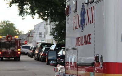 Queens Ranks Dead Last in EMS Response Times