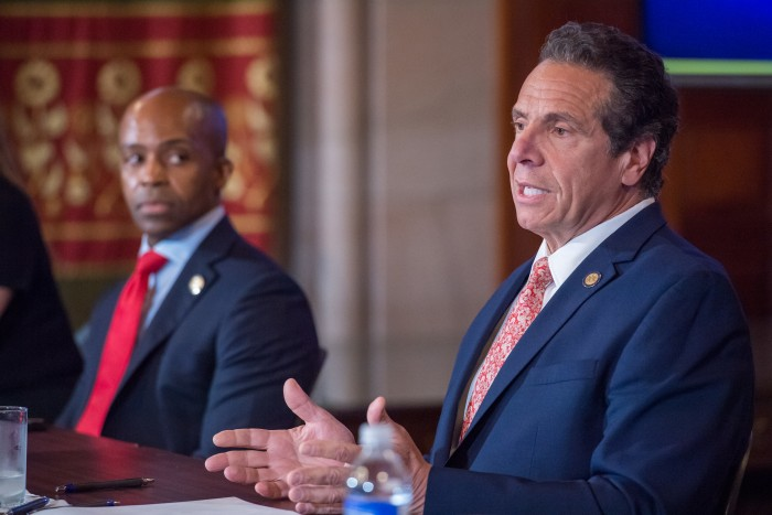 Cuomo, Lawmakers Hail 'Most Productive  Legislative Session in Modern History'