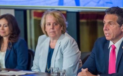 Cuomo Implores Legislature to Approve  Women's Justice Agenda before Session Ends
