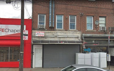 One of the eight brothels was located on Jamaica Avenue in Hollis.