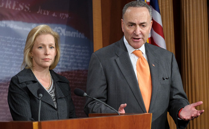 Schumer, Gillibrand Call on FAA to Prioritize  Reducing Aircraft Noise over NY Communities