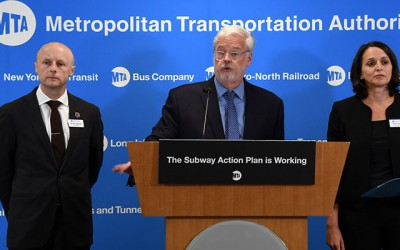 MTA Lauds Preliminary Recommendations  for Historic Reorganization