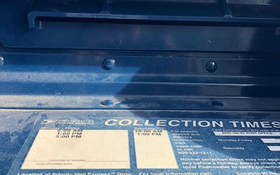 Meng 'Mail Fishing' Bill to Study Possibility of Retrofitting Blue Collection Boxes