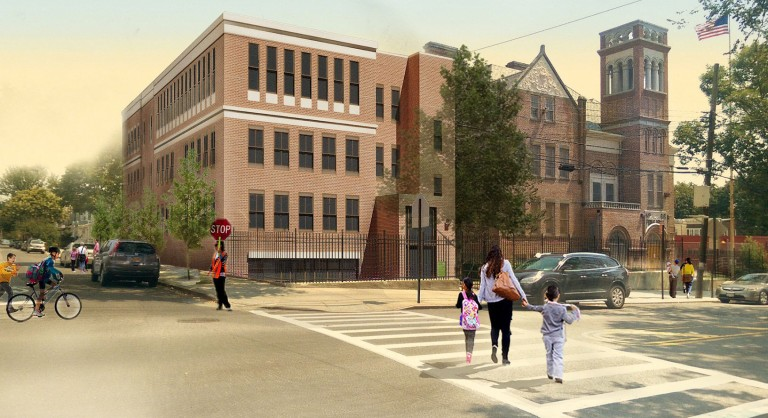 PS 66 Annex Gets Thumbs-Up